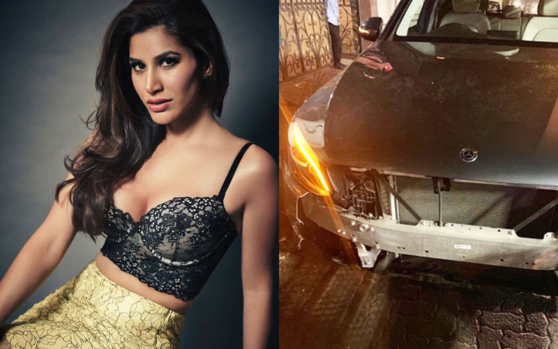 Sophie Choudry Meets With A Road Accident, Rickshaw Driver Arrested