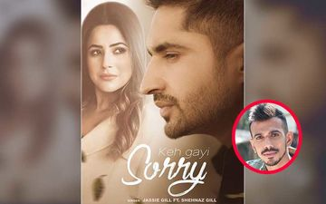 Keh Gayi Sorry: After Katrina Kaif's Live Cricketer Yuzvendra Chahal Gatecrashes Shehnaaz Gill And Jassie Gill's Promotion Insta Live