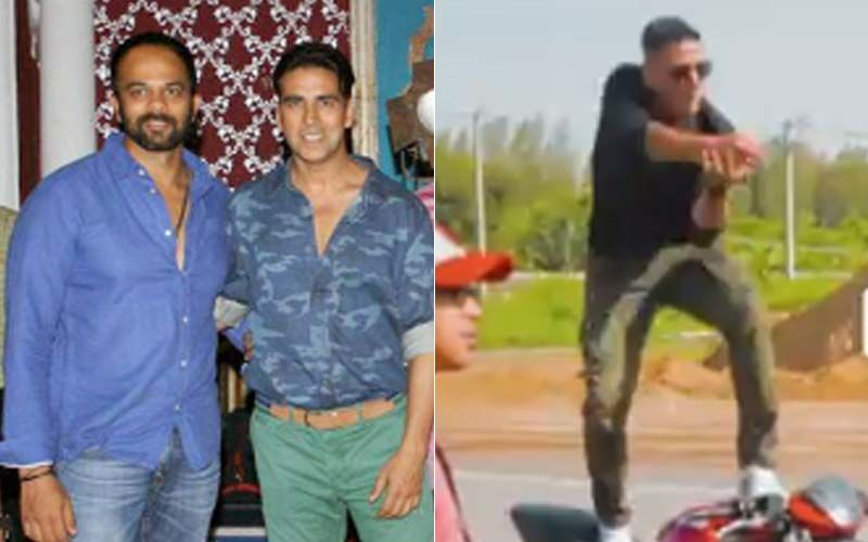 Sooryavanshi: Akshay Kumar Unleashes His Action Avatar In This BTS Video