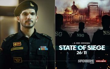 State of Siege: 26/11: Arjun Bijlani Speaks On How He Prepared For His Role, The Series And The Intensive Training- EXCLUSIVE