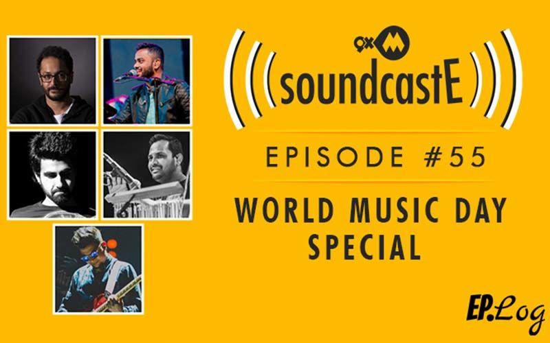 9XM SoundcastE : Episode 55 - World Music Day Special with Aditya Shankar, Rahul Hariharan, Gaurav Balani, Arun Solanki and Prince Mulla