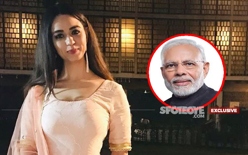Soundarya Sharma Receives Invitation From Prime Minister Office To Be A Part Of The State-Of-The-Art First Metro Coach Inauguration- EXCLUSIVE
