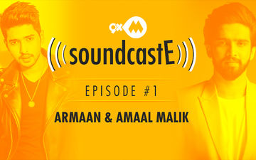 9XM Launches 9XM SoundcastE - Episode 1 With Armaan &  Amaal Mallik
