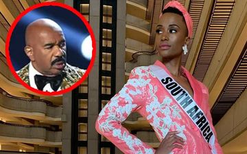 Miss Universe 2019: South Africa's Zozibini Tunzi Crowned; Host Steve Harvey Goofs Up, Announces Wrong Name AGAIN