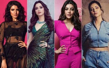 Best Dressed Women From South: Samantha Akkineni, Tamannaah Bhatia, Shruti Haasan, Kajal Aggarwal