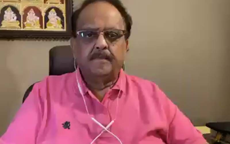 SP Balasubrahmanyam Health Update: Singer Continues To Be On Ventilator; Hospital Releases A Statement: 'His Condition Is Stable'
