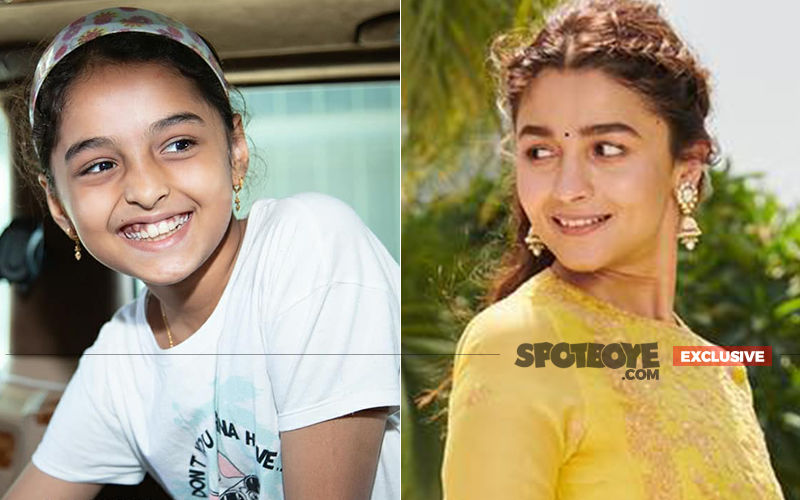 Spandan Chaturvedi To Play Younger Version Of Alia Bhatt In SS Rajamouli's RRR- EXCLUSIVE