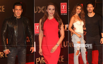 Salman Khan's Bharat Screening Is A Starry Affair