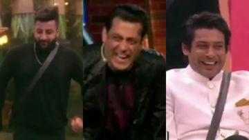 Bigg Boss 13 Feb 3 2020 SPOILER ALERT: Shehnaaz's Bro Shehbaaz Imitates Sidharth Shukla Leaving Salman Khan LOL Hard