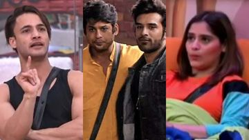 Bigg Boss 13 Feb 7 2020 SPOILER ALERT: Asim Locks Horns With Sidharth For Saving Paras Over Shehnaaz; A Ditched Arti Cries