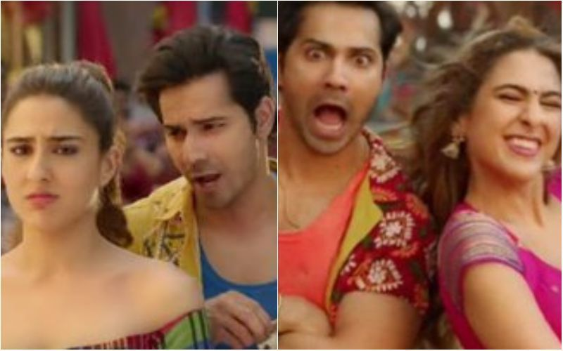 Coolie No 1 Song Mummy Kassam OUT: Varun Dhawan And Sara Ali Khan Make For A Seeti-Maar Pair In This Peppy Number