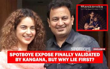 Distressing: Kangana Ranaut Needed A SpotboyE Expose To Confirm Manikarnika Producer Kamal Jain's Delicate Health