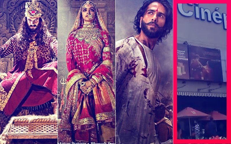 Padmaavat's BIG DAY: Janta THANKS Sanjay Leela Bhansali For Making The Magnum Opus!