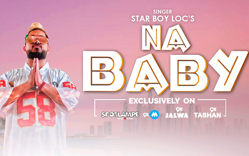 SpotlampE Launches Na Baby, A Foot-Tapping Number Crooned By Star Boy LOC