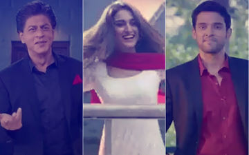 Kasautii Zindagii Kay 2 Promo: Erica Fernandes As Prerna and Parth Samthaan As Anurag Introduced By Shah Rukh Khan