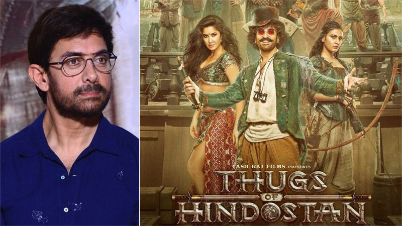 Wah! Aamir Khan Blames Himself For Thugs Of Hindostan Failure, Apologises To All Who Disliked It- Video Dekho