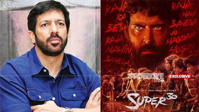 Kabir Khan Denies Completing Hrithik Roshan's Super 30