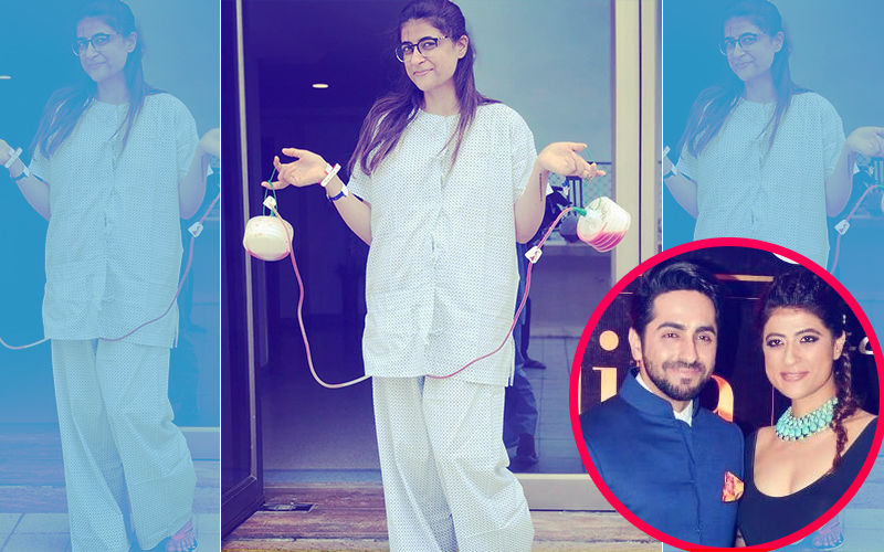 Ayushmann Khurrana's Wife Tahira Kashyap Detected With Stage 0 Breast Cancer