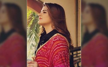 Srabanti Chatterjee Is Class Personified In A Shot From Her Upcoming Film Ajob Premer Golpo