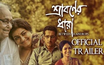 Sraboner Dhara Official Trailer Starring Soumitra Chatterjee, Gargee Roychowdhury, Basab Dutta Chatterjee, Parambrata Chatterjee Released