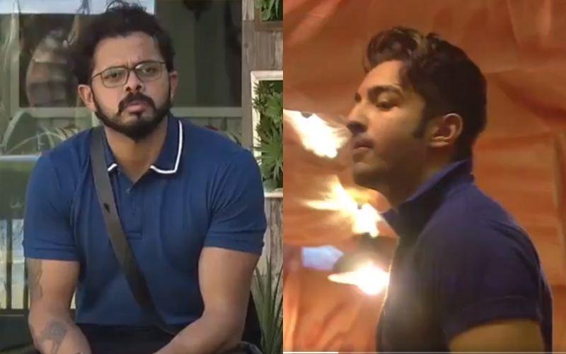 Bigg Boss 12: आज रात एक बार फिर घर में मचेगा घमासान, रोहित को मारने के लिए तैयार हैं श्रीसंत