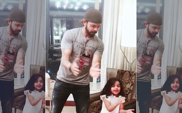Khatron Ke Khiladi Contestant Sreesanth's Dance With His Daughter Has Every Reason To Make You Smile
