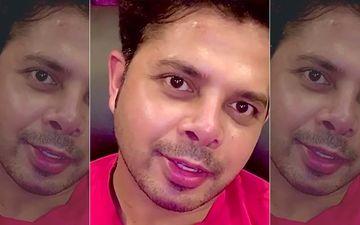 Sreesanth Urges Fans To Stay Indoors With A Fun Slogan 'Ghar Ko Lock Karo Corona Ko Block Karo'-VIDEO