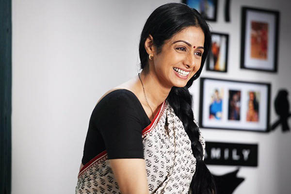 sridev in a still from english vinglish