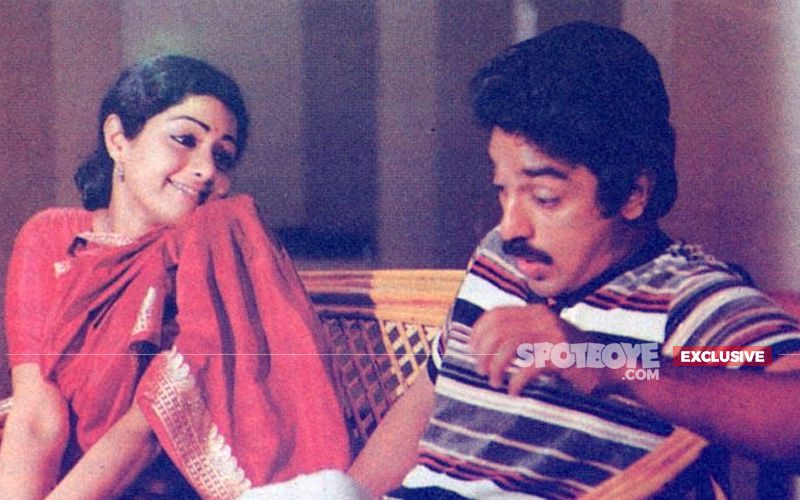 "Sridevi's 55TH Birth Anniversary: ""We Had A Strange Relationship,"" Says Kamal Haasan"