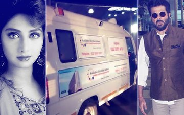 Anil Kapoor Reaches Mumbai Airport To Receive Sridevi's Mortal Remains, Ambulance Ready