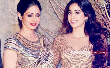 Sridevi Wanted Janhvi To MARRY After Finishing Studies... But Later Excitedly Readied Her For Bollywood