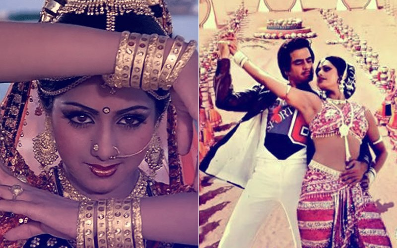 How Himmatwali Sridevi Hijacked The Box-Office!