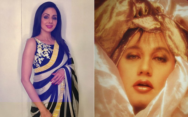 When Anupam Kher Posed As Sridevi's Long-Lost Sister Prabhadevi!