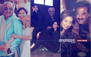 Here's Sridevi's Picture In UAE 1 Month Before Her Untimely Death, Plus Janhvi And Khushi's Never Seen Before Moments