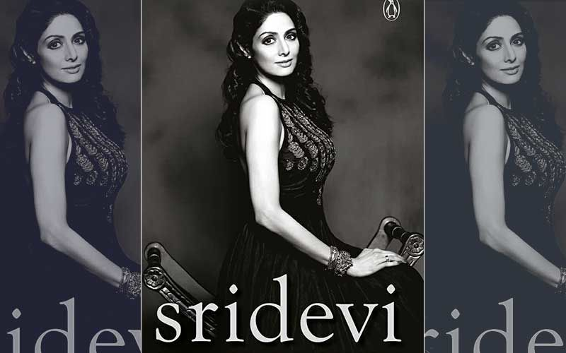 Sridevi's Birth Anniversary: Vidya Balan Unveils The Cover Of A Book Dedicated To Sridevi