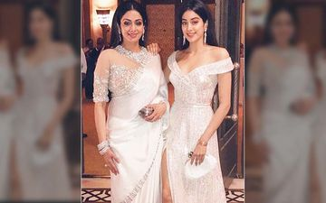 Coronavirus Lockdown: Janhvi Kapoor Realizes She Can Still Smell Mom Sridevi In Her Dressing Room; Shares An Introspective Post
