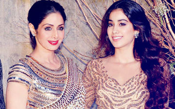 Janhvi's Words To Sridevi Just Before She Left For Dubai: I Need You To Come & Put Me To Sleep