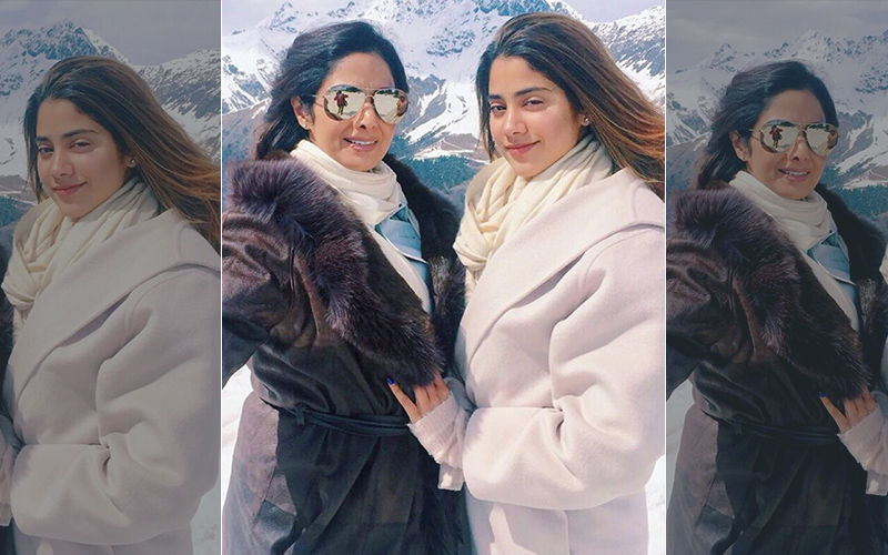 Sridevi's Birth Anniversary: Janhvi Kapoor Misses Her Mumma; Shares A Beautiful Picture