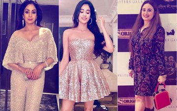 What's the CONNECTION Between Janhvi Kapoor's Reel & Real Life Mother?