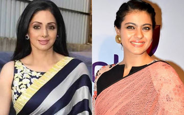 Kajol Pens Down The Foreword On Legendary Actress Sridevi's Biography