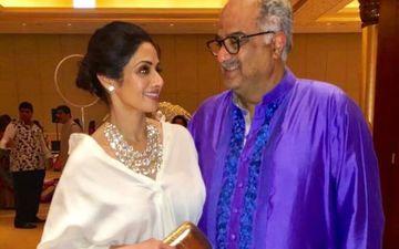 चीन में श्रीदेवी की फिल्म मॉम हुई रिलीज, पति बोनी कपूर हुए इमोशनल
