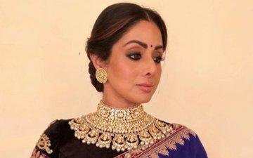 """Sridevi Treated Make-Up Artistes  Like Family, Asking If We Had Eaten On Time"""