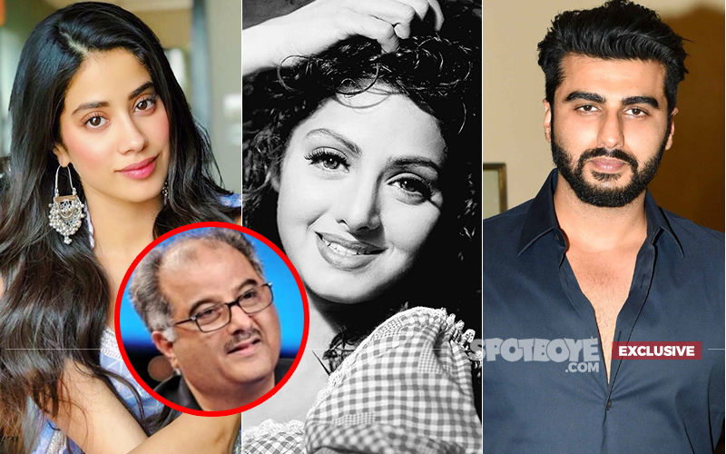 Sridevi's 1st Death Anniversary: Boney Kapoor Talks About His Late Wife, Janhvi, Khushi And Arjun