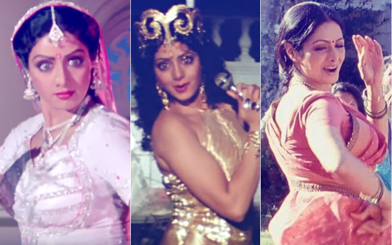 Sridevi's 55th Birth Anniversary: 10 Times The Actress Proved She Is The Ultimate Dance Diva