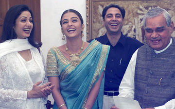 Atal Bihari Vajpayee Death: Former PM's Unforgettable Pictures With Sridevi And Aishwarya Rai Bachchan