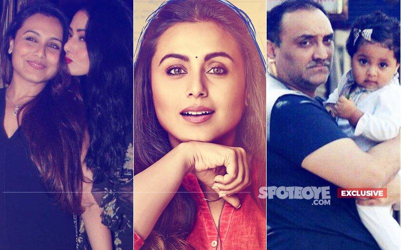 Rani Mukerji Talks About Sridevi, Aditya Chopra, Adira & Hichki