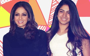 Sridevi On Daughter Khushi Wanting To Be A Model: I Am Waiting For The Shock To Happen!