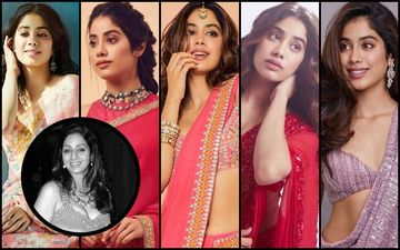 Janhvi Kapoor- Bollywood's Next 'DESI' Girl: Surely, A Lot Of Sridevi In The Young Actress!