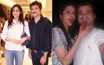 Sridevi Death Anniversary: Anil Kapoor, Sanjay Kapoor, Manish Malhotra Pen Their Heartfelt Tributes For The Late Actress