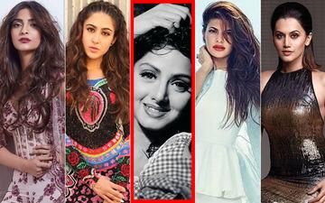 Sridevi's 1st Death Anniversary: Sonam Kapoor, Sara Ali Khan, Jacqueline Fernandez, Taapsee Pannu Remember The Icon